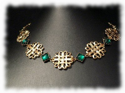 "Collier ""Richildis"""