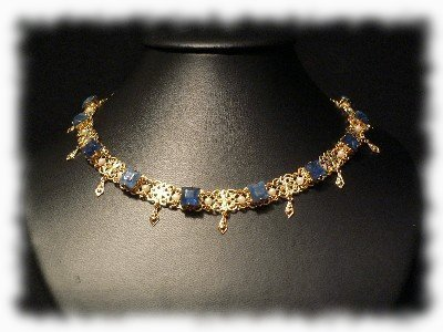 "Collier ""Esther"""