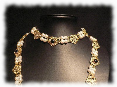 "Collier ""Jane Seymour"""