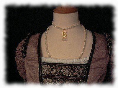 "Collier ""Anne Boleyn"""