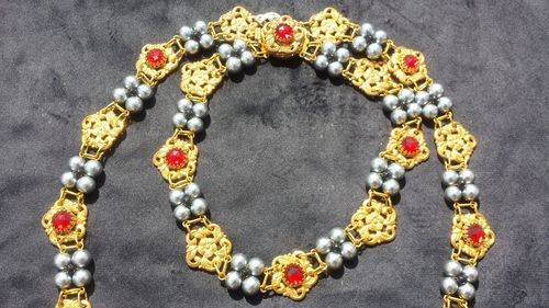 "Collier-Variation ""Jane Seymour"""